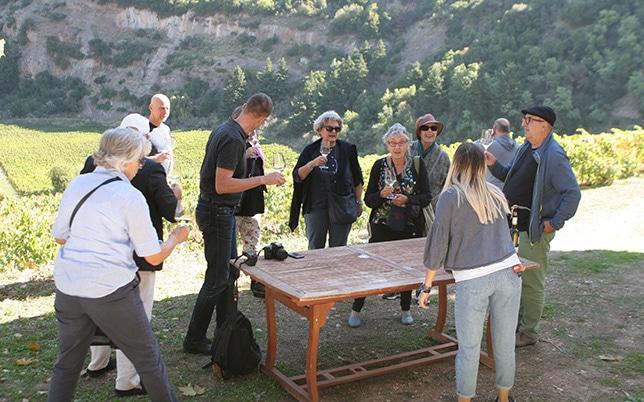 Aigialeia Wine Tour