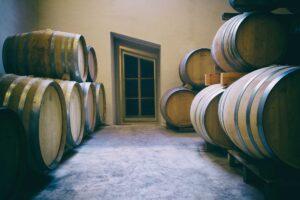 vins mylonas wine cellar